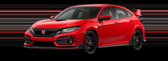2020 Honda Civic Type R Rallye Red