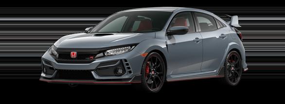 2020 Honda Civic Type R in Sonic Gray Pearl