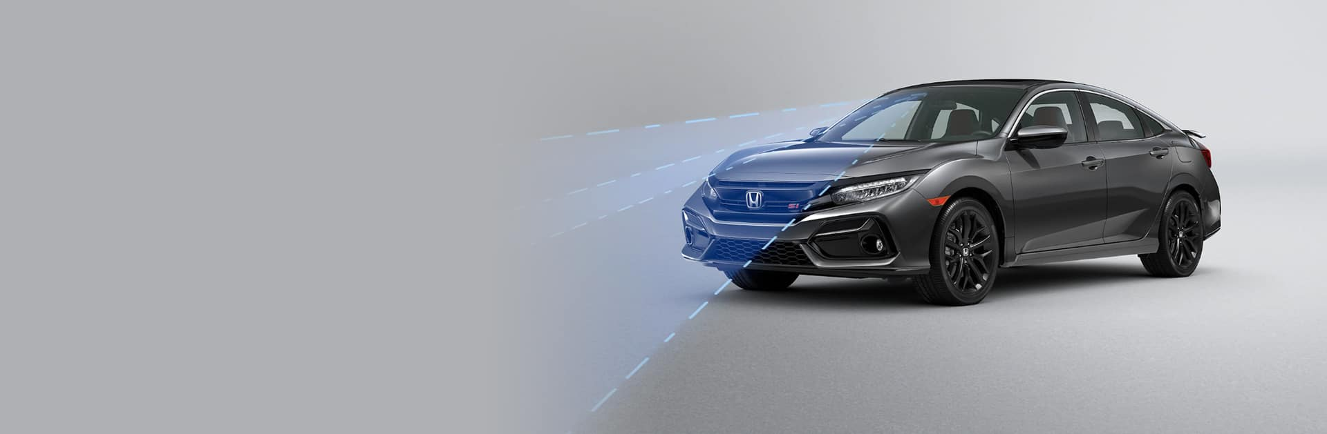 2020 Honda Civic with Honda Sensing