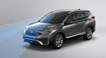 2021 Honda CR-V Honda sensing