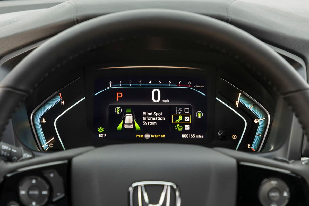 2021 Honda Odyssey with Honda Sensing Standard on every trim