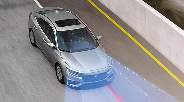 2021 Honda Insight Hybrid with Honda Sensing