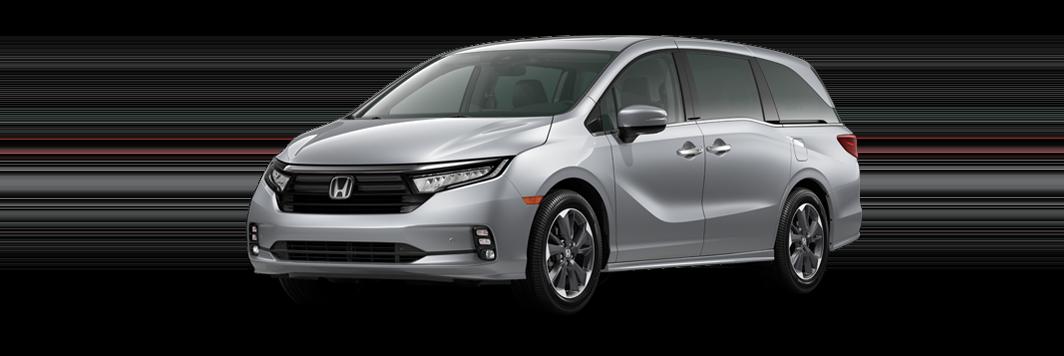 2021 Honda Odyssey Lunar Silver Metallic