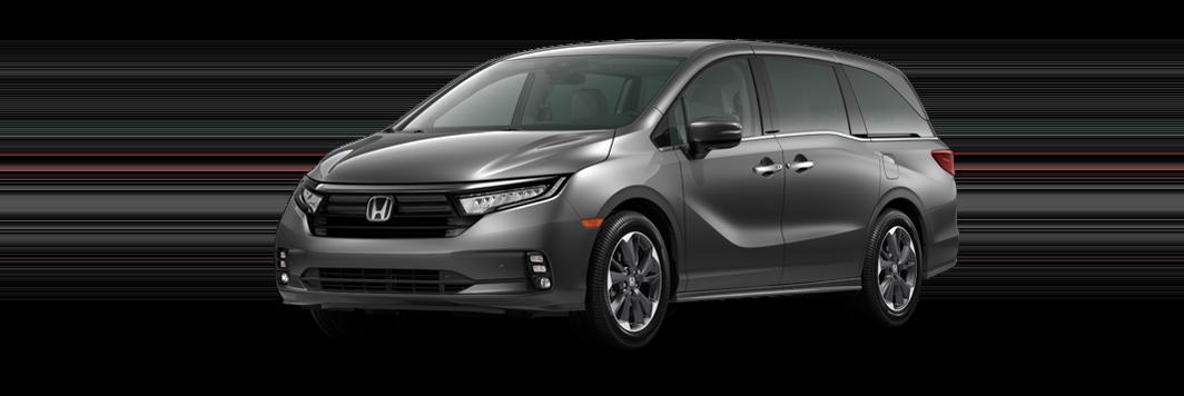 2021 Honda Odyssey Modern Steel Metallic
