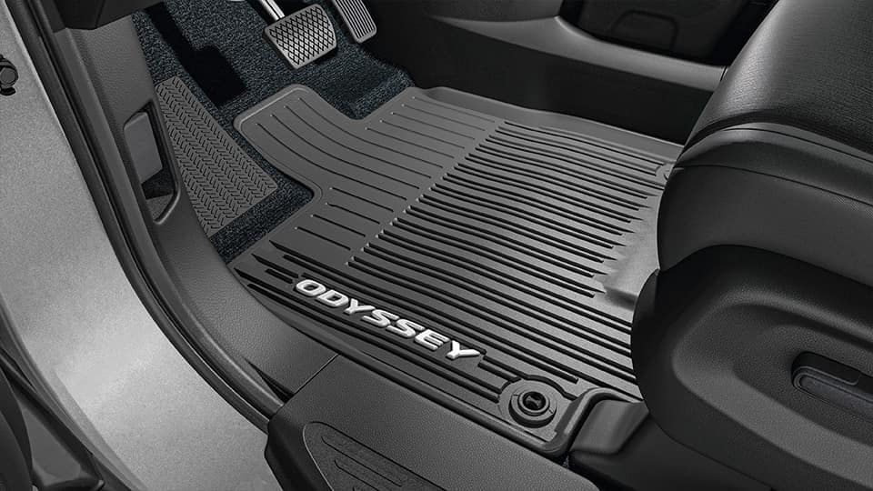 Honda odyssey all weather all season floor mats