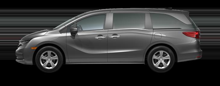 2022 Honda Odyssey EX in Modern Steel Metallic