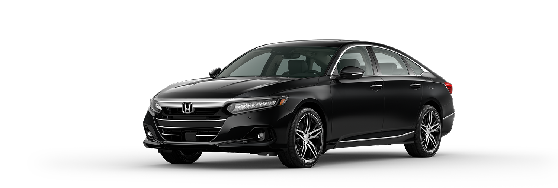 2021 Honda Accord in Crystal Black Pearl