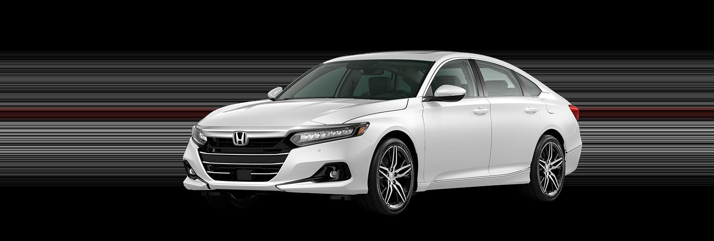2021 Honda Accord in Platinum White Pearl
