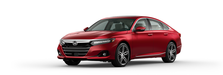 2021 Honda Accord in Radiant Red Metallic