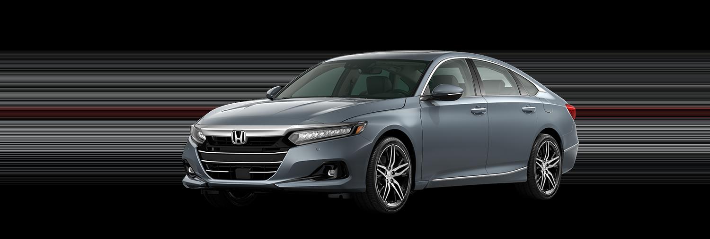 2021 Honda Accord in Sonic Gray Pearl
