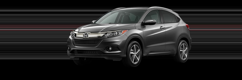 2021 Honda HR-V in Modern Steel Metallic