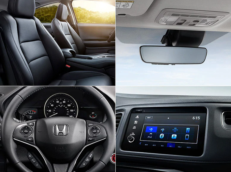 2021 Honda HR-V EX-L features