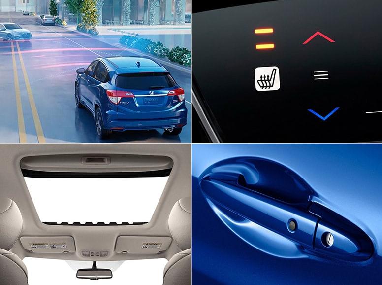 2021 Honda HR-V EX features
