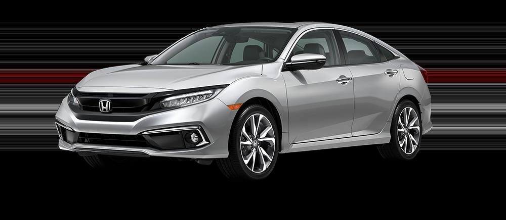 2021 Honda Civic Lunar Silver Metallic