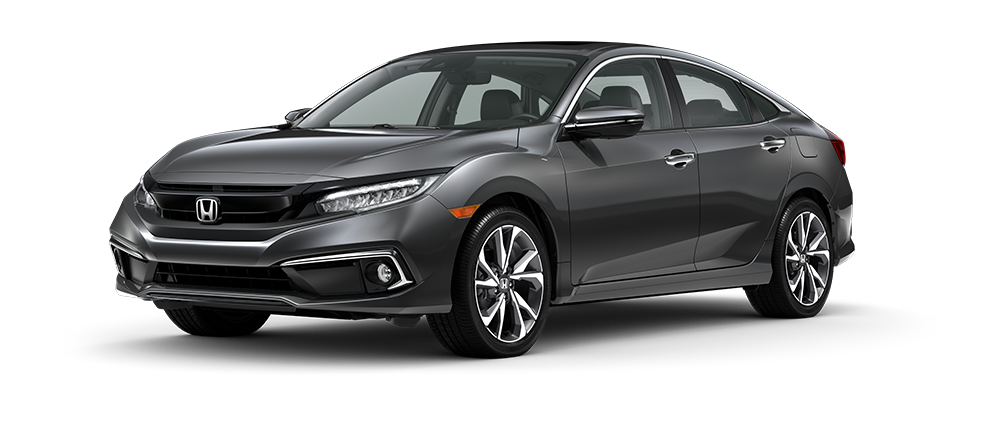 2021 Honda Civic Modern Steel Metallic