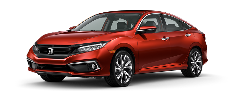 2021 Honda Civic Molten Lava Pearl