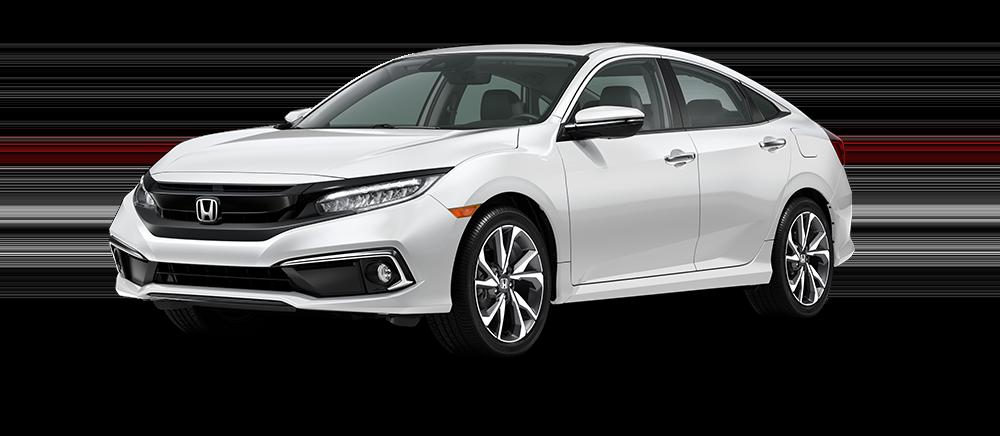 2021 Honda Civic Platinum White Pearl