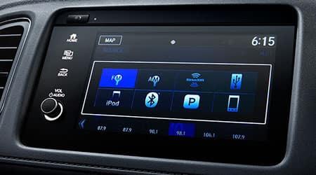 2021 Honda HR-V with 180 Watt audio system