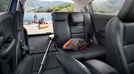 2021 Honda HR-V with Leather Trimmed Interior