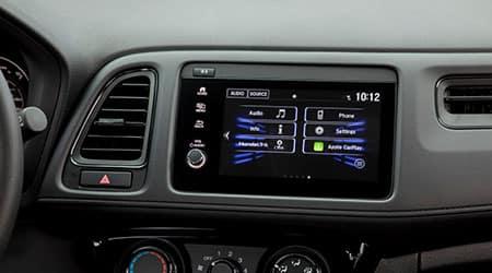 2021 Honda HR-V with bluetooth pairing