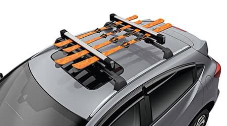 2021 Honda HR-V with roof rails
