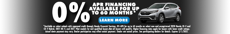 0% APR Offer available