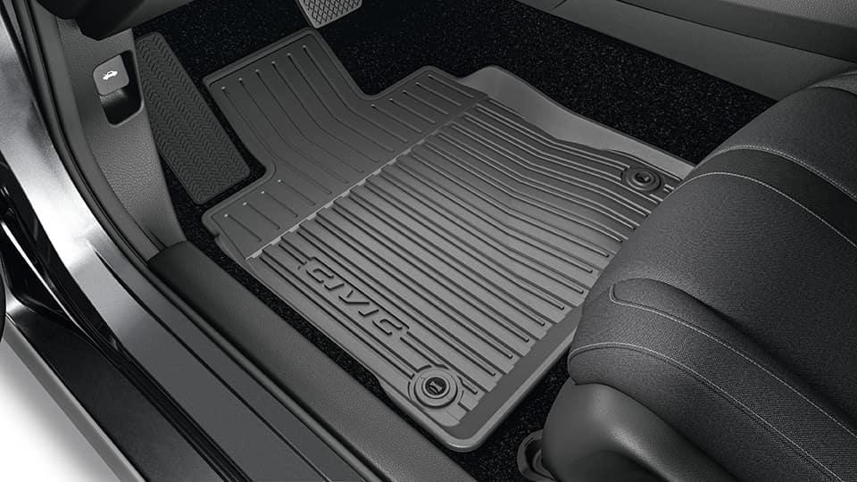 Honda all weather all season floor mats