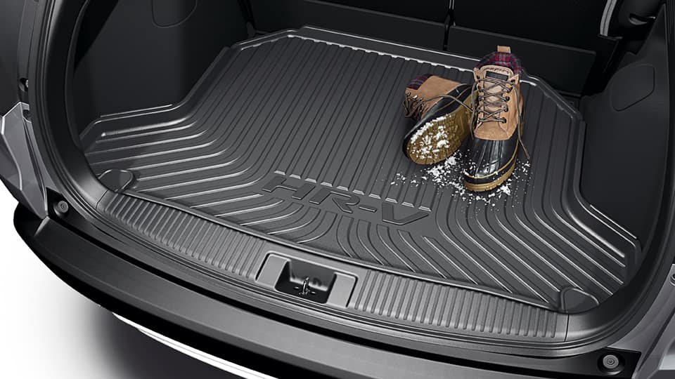 Honda hr-v all weather all season cargo tray mat