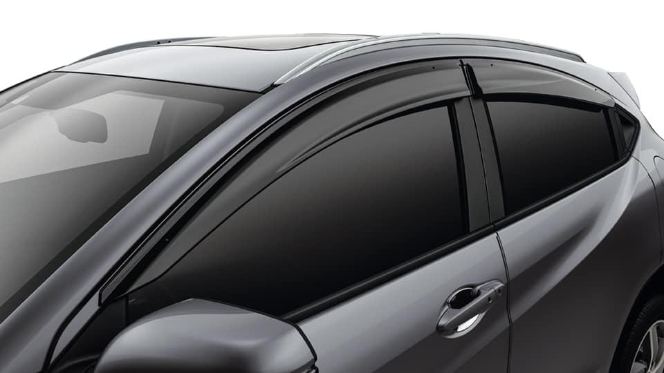 2021 honda hr-v window door visors