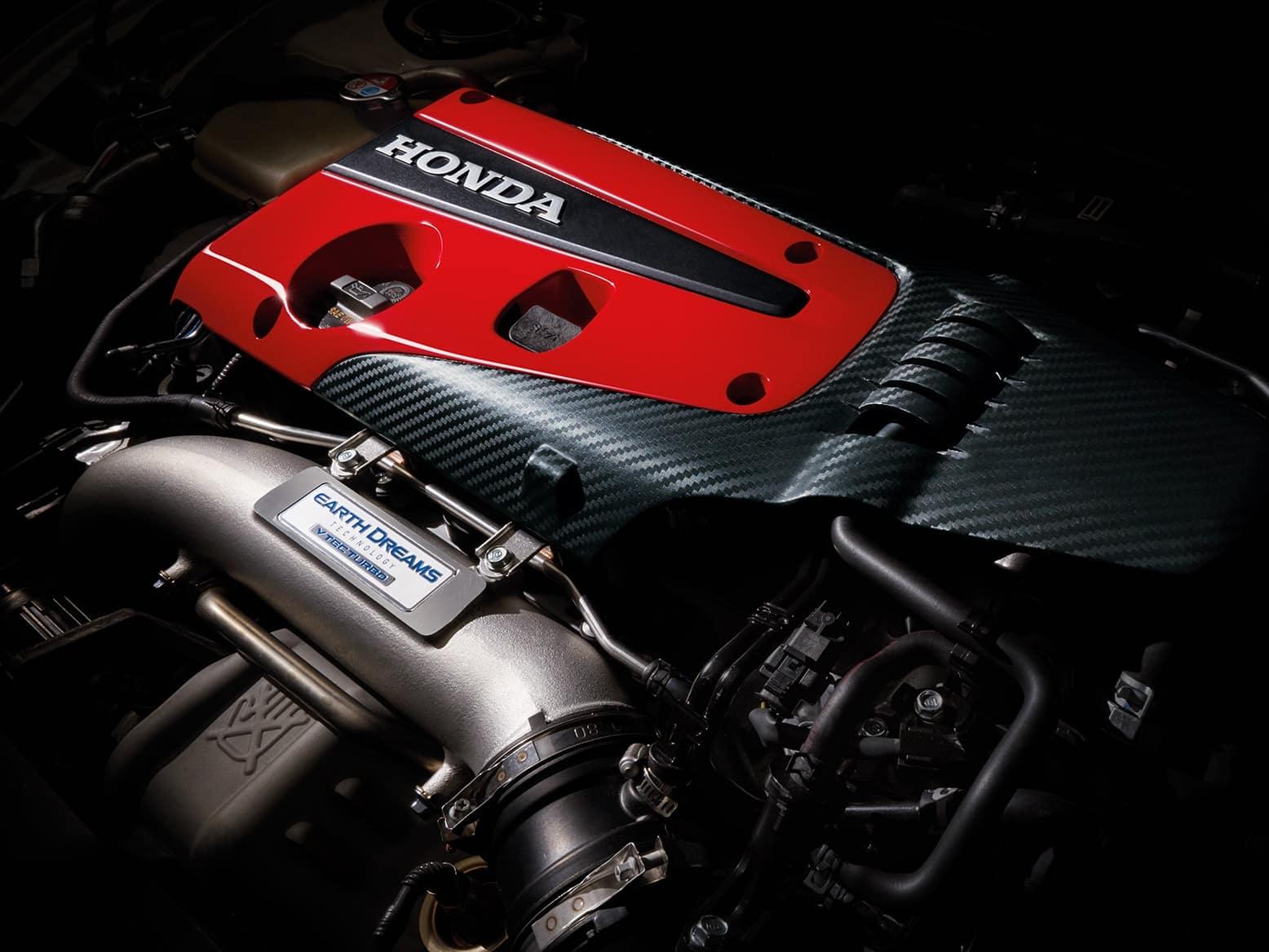 2021 Honda Civic Type R Engine