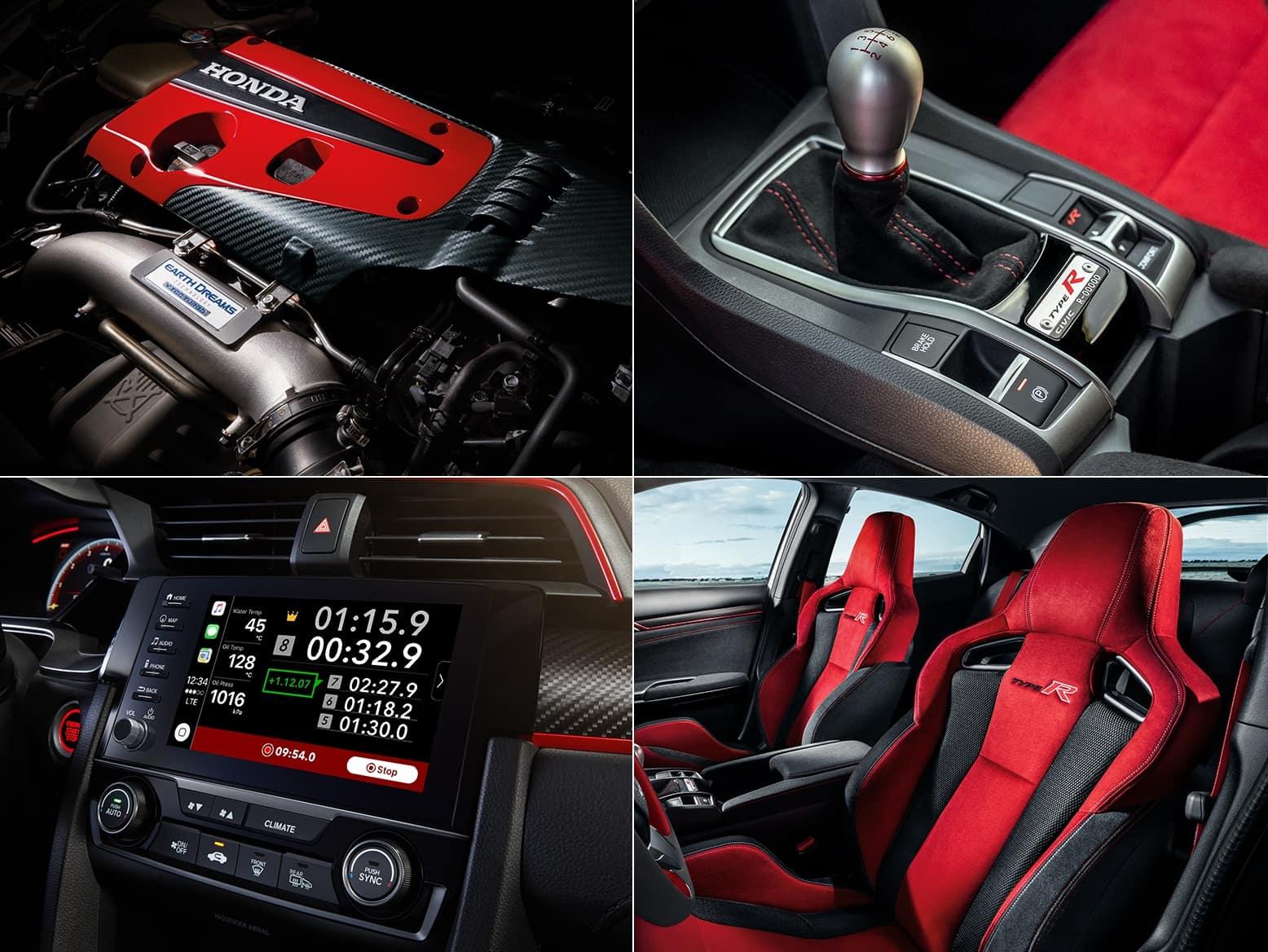 2021 Honda Type R features