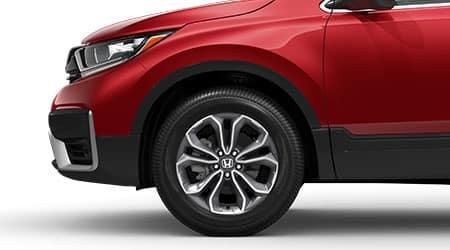 2021 Honda CR-V 18-Inch Alloy Wheels