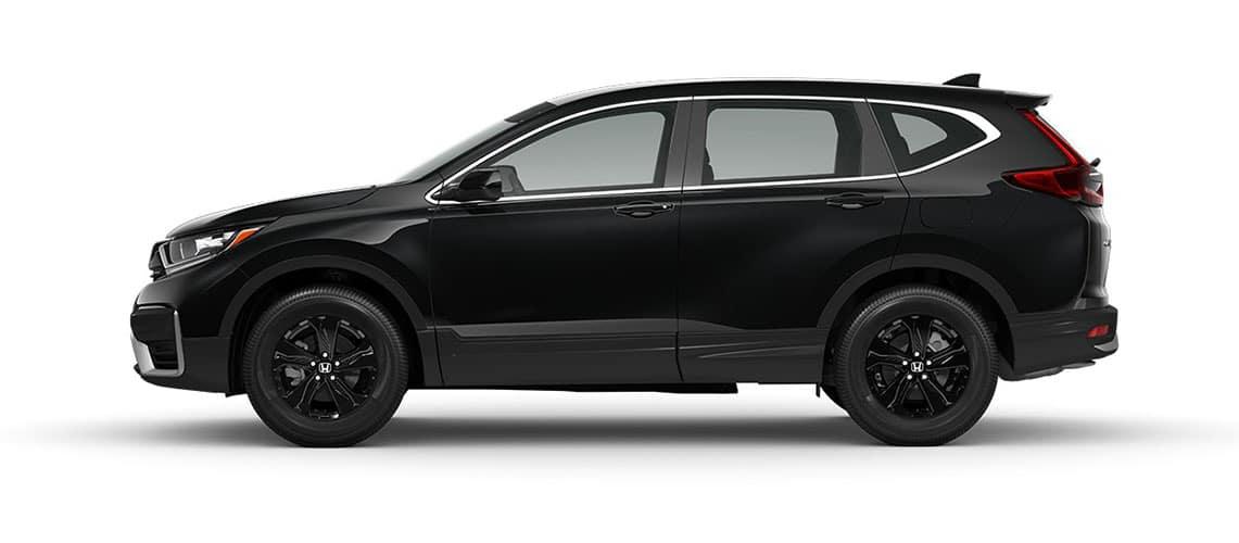 2021 Honda CR-V Special Edition in crystal black pearl