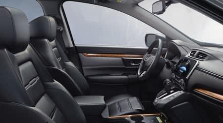 2021 Honda CR-V with Power Adjusting Driver's Seat