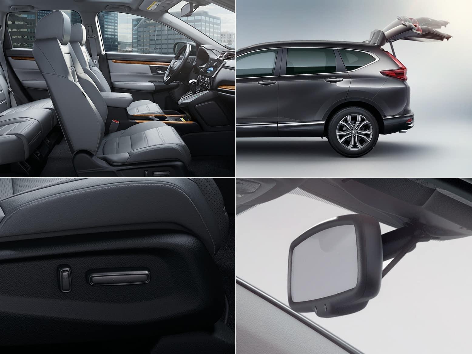 2021 Honda CR-V EX-L features