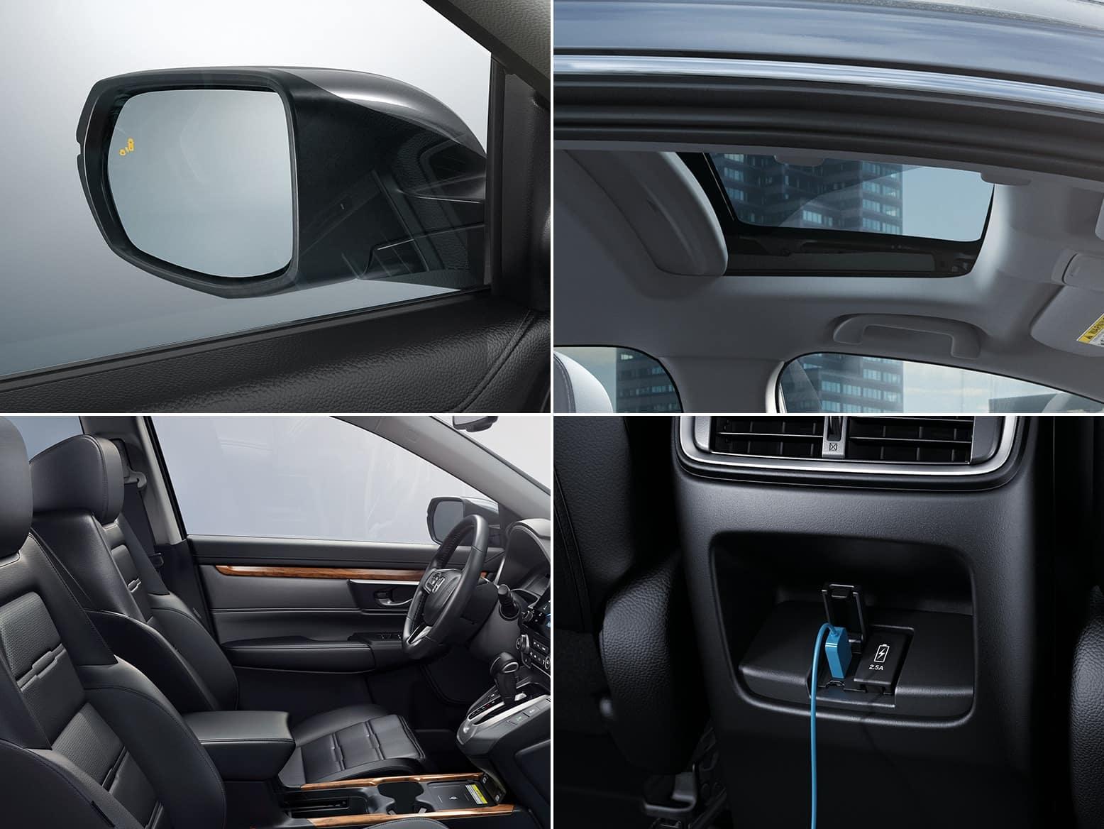 2021 Honda CR-V EX features