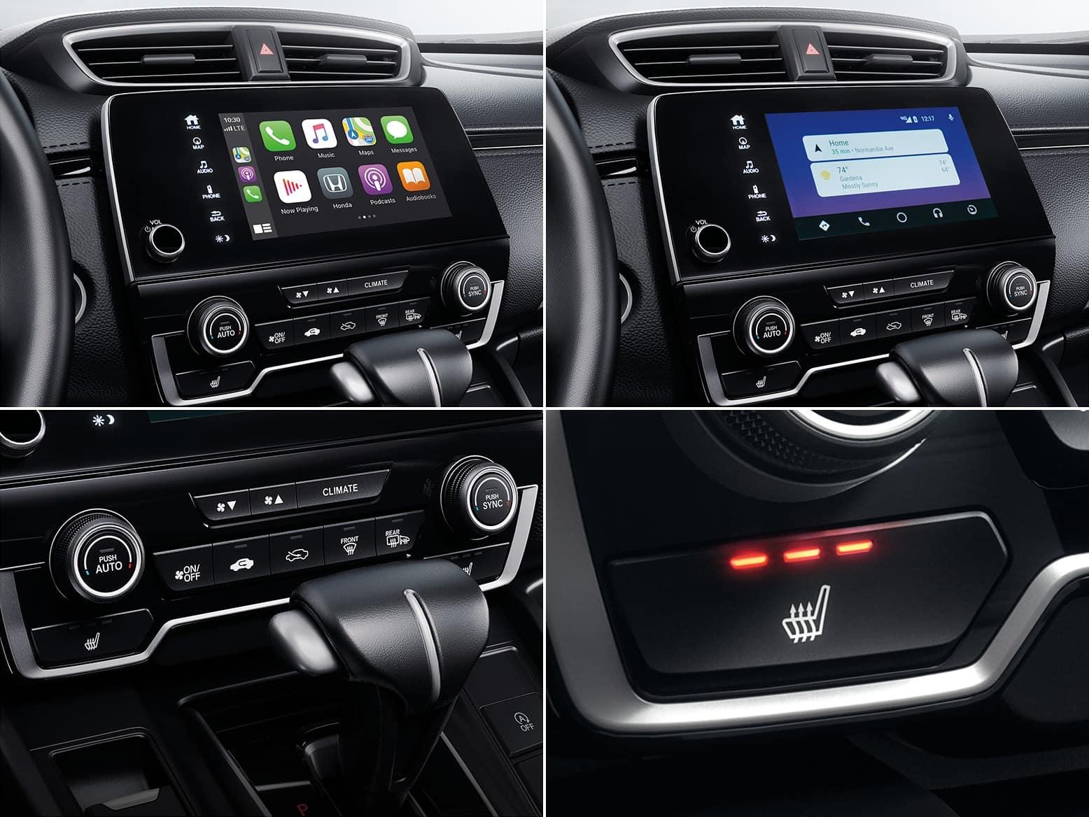 2021 Honda CR-V special edition features