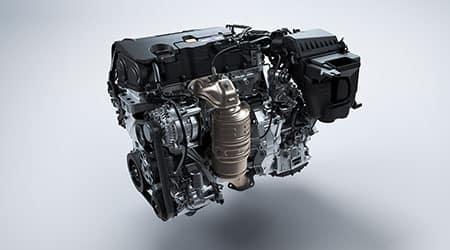 2022 Civic Sedan with 158 horsepower 4 cylinder engine