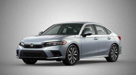 2022 Honda Civic sedan ex trim