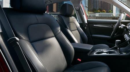 2022 Honda Civic Sedan with heated seats