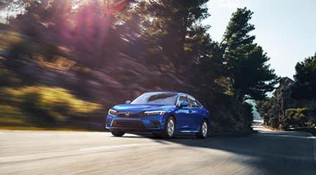 2022 Honda Civic sedan lx trim