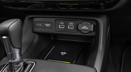 2022 Honda Civic with Wireless Phone Charger