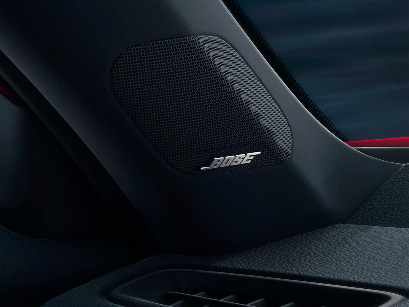 2022 Honda Civic with bose audio system