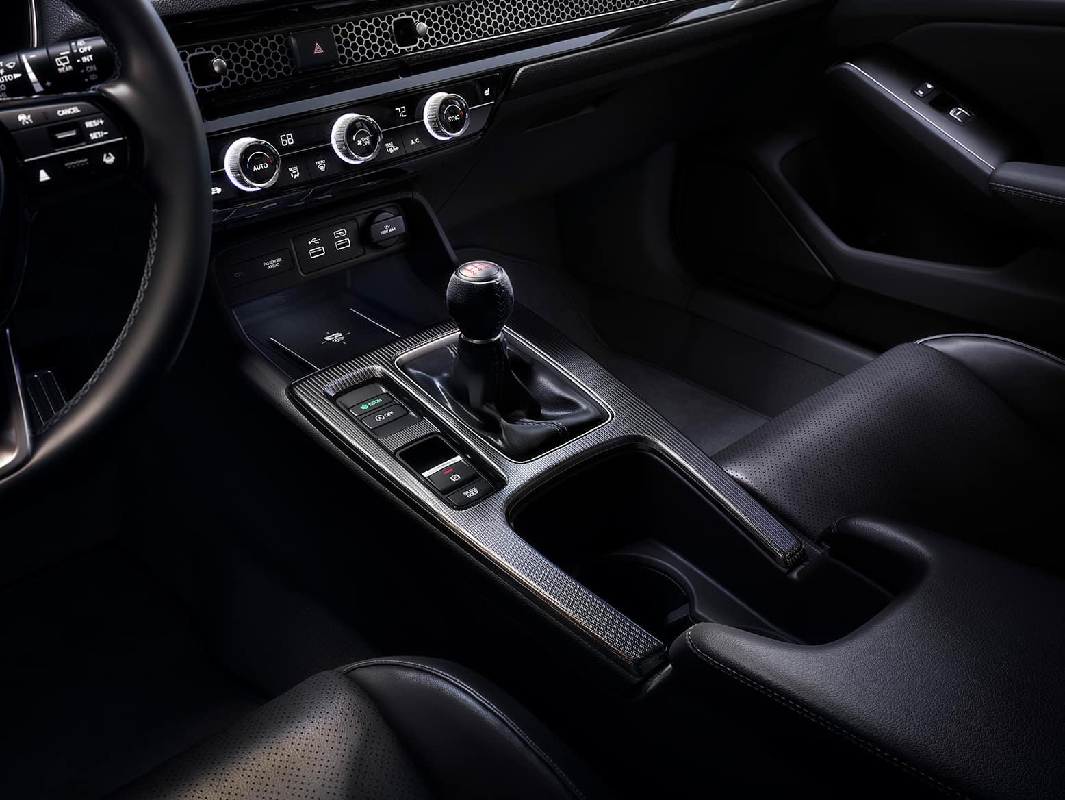 2022 Honda Civic Hatchback Sport Trim Features