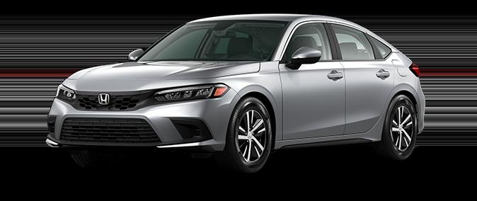2022 Honda Civic hatchback lx trim level