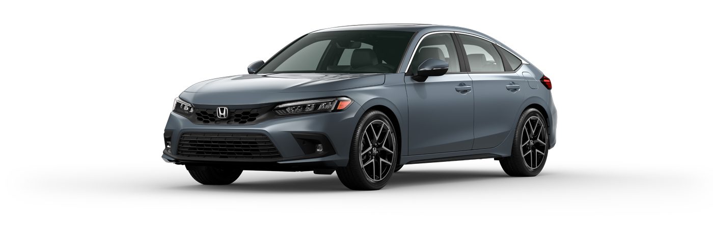 2022 Honda Civic hatchback touring trim