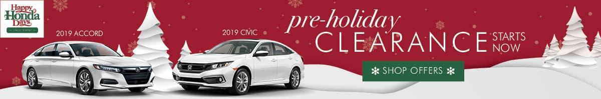 preholidayclearance cars
