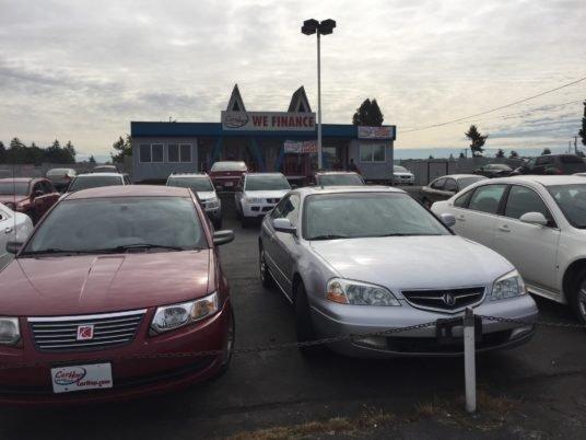 CarHop Tacoma