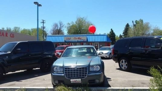 CarHop Denver-Colfax