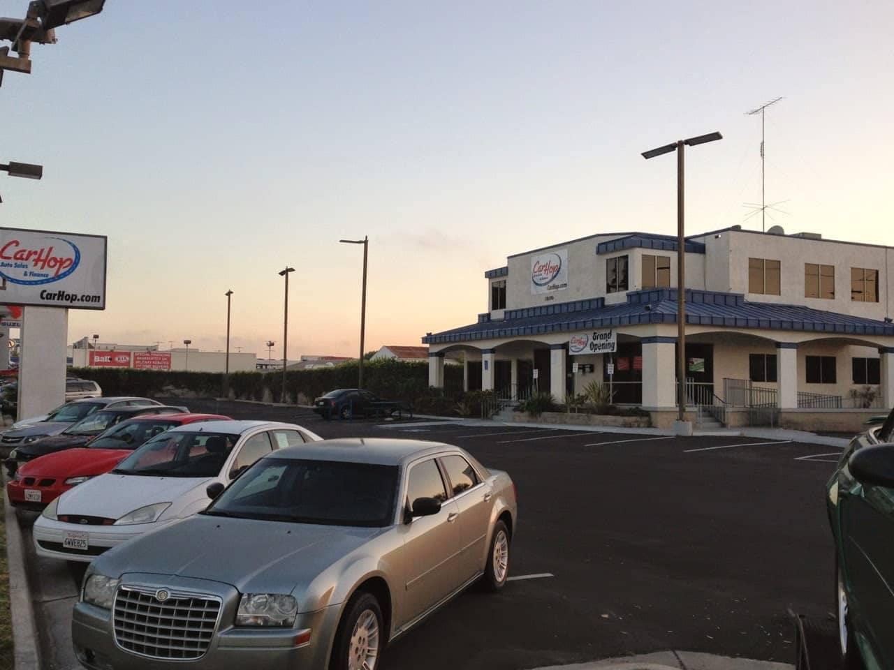 Car Hop San Diego